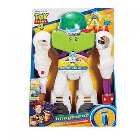 Brinquedo Imaginext Toy Story Robo Buzz Lightyear Gbg65