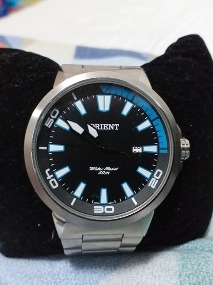 Relógio: Orient, Walter Resist / 50m. Mbss1 196a All Stainl