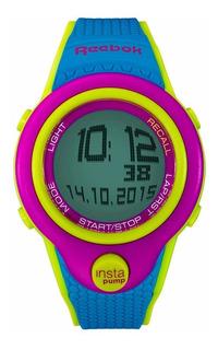 Reloj Reebok Hombre Pump Instapump Rc-pip-g9-pfpl-wb