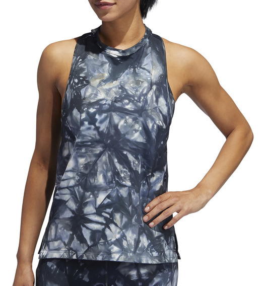 Musculosa adidas Training Parley Mujer Go/gr