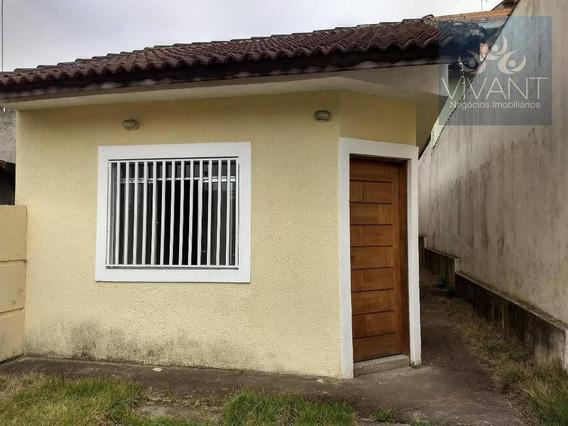 Casa Com 3 Dormitórios À Venda, 80 M² Por R$ 270.000 - Cidade Edson - Suzano/sp - Ca0209