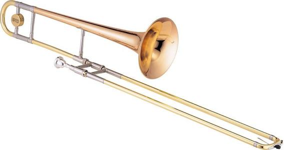 Xo 1028 Professional Series Trombone 1028rl Lacquer Rose B ®