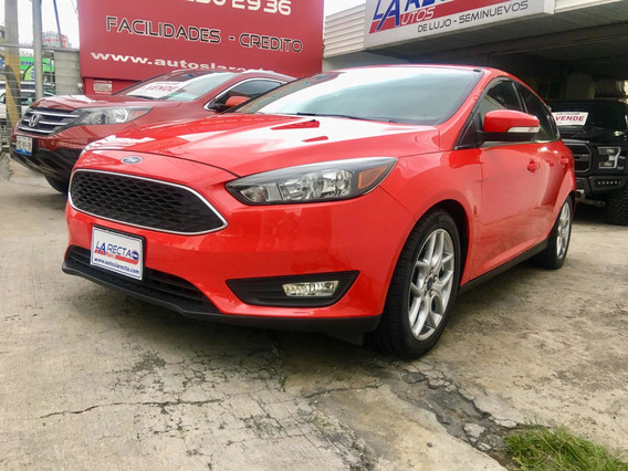 Ford Focus 2.0 Se Luxury Ta At 2016
