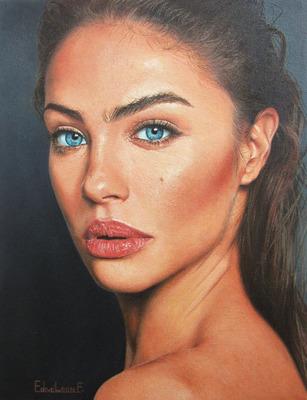 Curso De Pintura Realista De Retratos Desconto