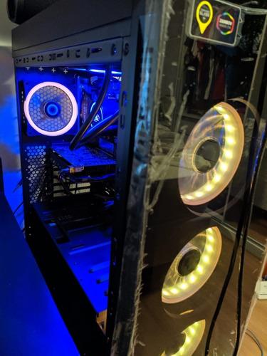 Pc Gamer Ryzen 3300x/16ram/b450 Msi/1 Tb Nvme/gtx1060 Zerado