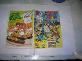 Mortadelo Super Viajecitos Filemon Mundial1982 Cataplasma