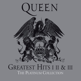 Cd Box Queen Platinum Collection - Triplo - Import - Remast