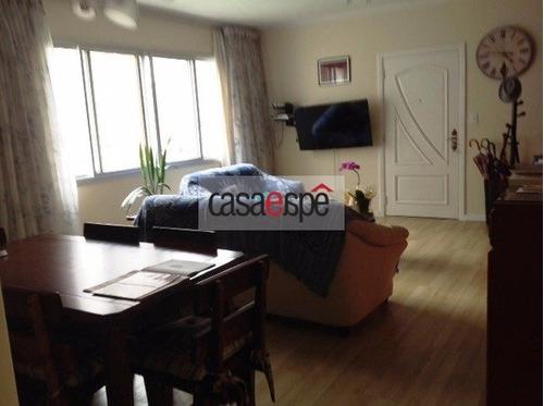 Imagem 1 de 9 de Apartamento - Perdizes - Ref: 587 - V-587