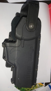 Coldre Speed Tático Cintura ,bélica.taurus Pt24,glock,imbel