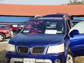 Pontiac Torrent D Suv Cd Ba Abs Ee Mt 2006