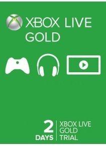 Xbox Live Gold 48 Horas