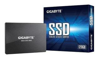 Disco De Estado Solido 120gb Gigabyte Ssd
