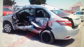 Toyota Yaris 2017 Aut. En Partes