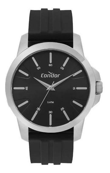 Relógio Condor Pulseira Em Silicone Co2035mth/3p