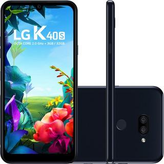 Celular Lg K40s 32gb 3gb Tela 6,1