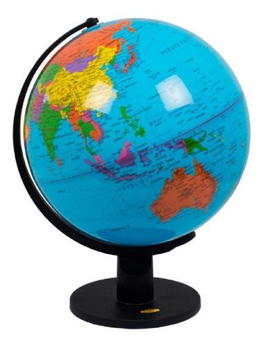 Globo Terráqueo 40cm Diámetro Político Mundo