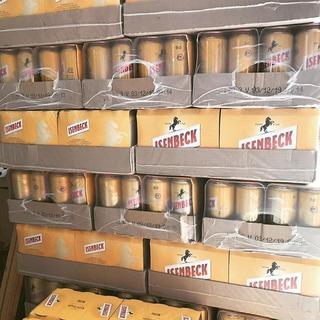 Cerveza Isenbeck Lata 473 Ml - Ventas Por Mayor Y Menor