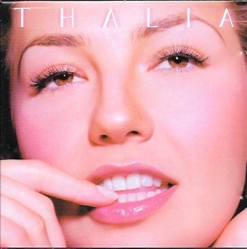 Cd Thalia Arrasando México Pop Novela Rosalinda Sbt Música