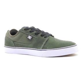 Tênis Dc Tonik Dark Green L7b