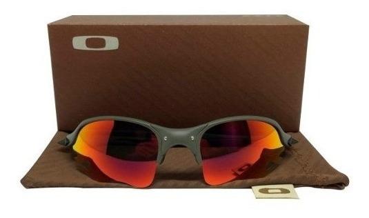 Óculos Oakley Romeo2 Flame Vermelho + Kit Chaves Top