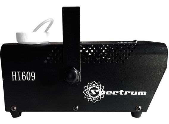 Máquina De Fumaça 400w 110v Hi609 Spectrum Controle Remoto