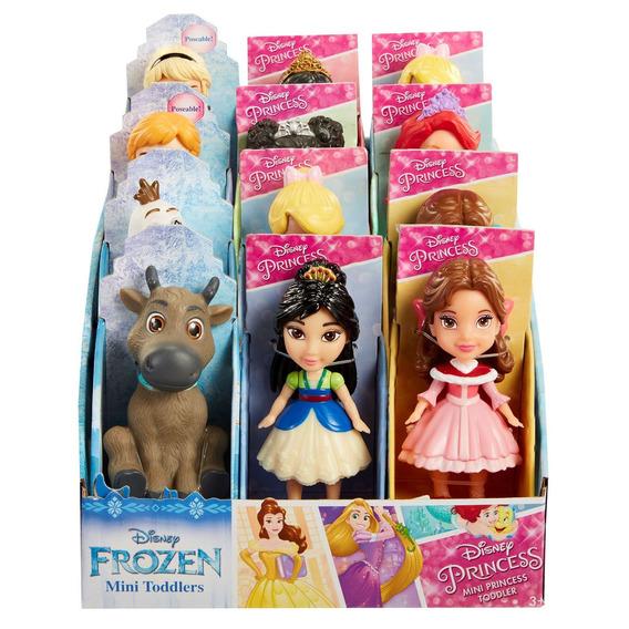 Mini Princesas Coleccionables De Disney