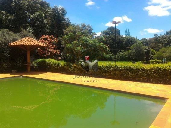 Chácara Com 2 Dormitórios À Venda, 5000 M² Por R$ 1.200.000 - Condomínio Humaitá Zona Rural - Bonfim Paulista (ribeirão Preto) - Distrito/sp - Ch0005