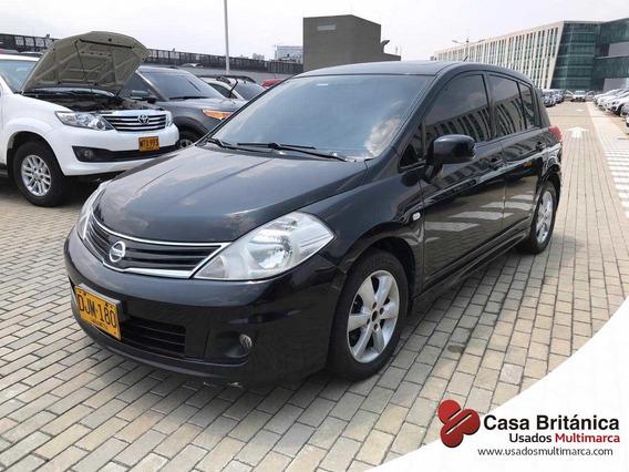 Nissan Tiida Automatico 4x2 Gasolina 1800cc