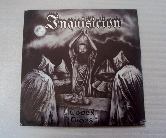 Lp Inquisicion - Codex Gigas (heavy Metal Tradicional)