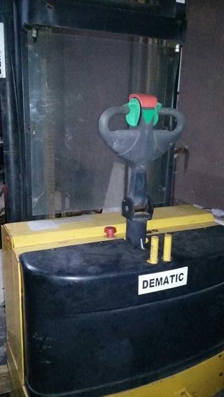 Empilhadeira Eletrica Dematic 2000kg 6 Mts Elevacao