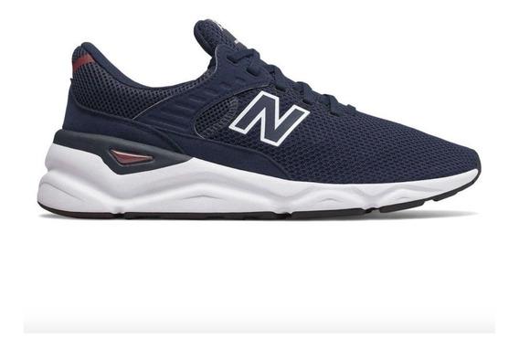 Tenis New Balance X90 Azul Casual Original + Nota Fiscal