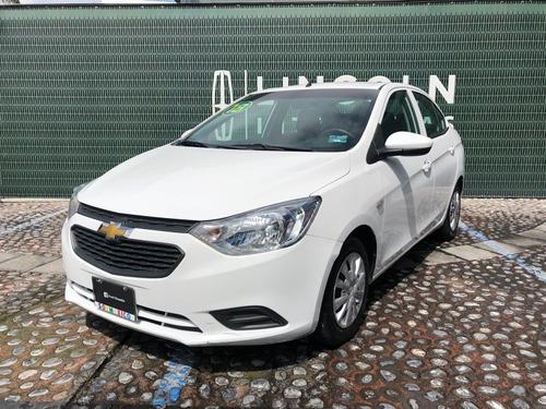Imagen 1 de 14 de Chevrolet Aveo 2018 1.6 Ls Aa Radio Nuevo At