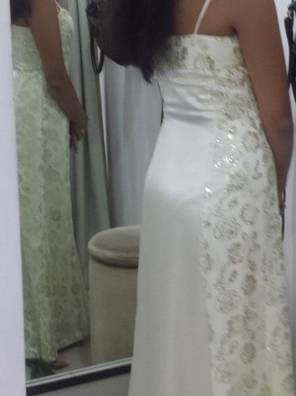 Vestido Blanco Para 15 Años