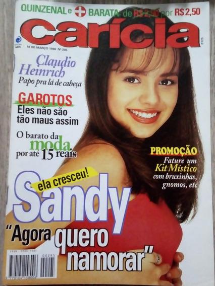 Carícia Nº295 - Sandy - Spice Girl - Johnny Depp - Mattar