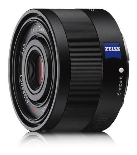 Lente Sony Fe 35mm F2.8 Za Carl Zeiss Sonnar Nacional