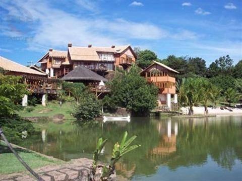Chácara Com 3 Suítes À Venda, 25000 M² Por R$ 12.000.000 - Vale Das Laranjeiras - Indaiatuba/sp - Ch0642