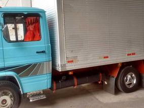 Caminhão Mercedes Benz 608 1987