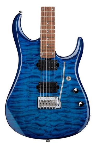 Guitarra Sterling By Music Man Jp150nbl Jp15 John Petrucci