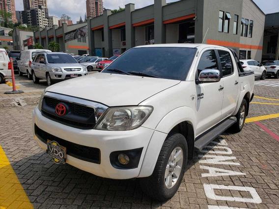Toyota Hilux 2.7 Gasolina Y Gas