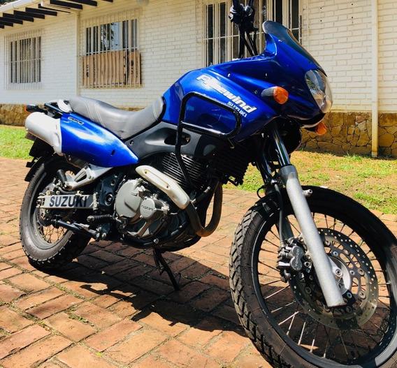 Suzuki Freewind Azul