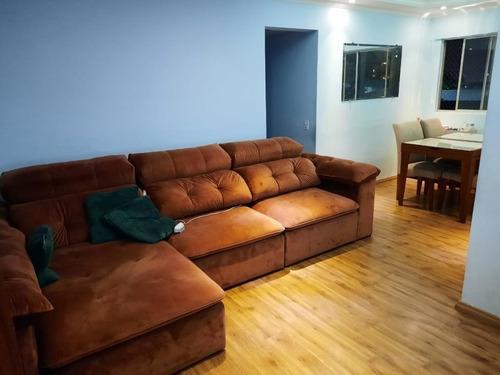 Apartamento Para Venda No Bairro Vila Antonieta Em Guarulhos - Cod: Ai22531 - Ai22531