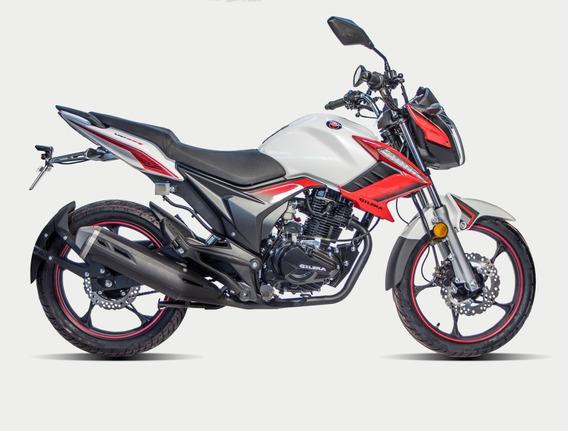 Moto Gilera Vc 200 Naked 0km 2018 Ultimas Llevala Ya 19/7