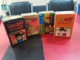 Cartas Dragon Ball Z Serie Cromeros (exp 1,guerr. 1y2 Y Ep)