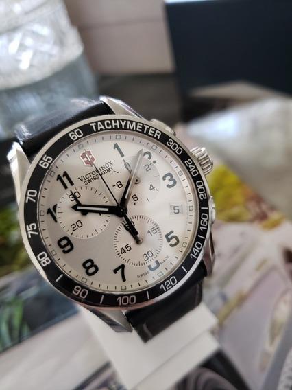 Relógio Victorinox Swiss Army / Em Estado De Zero