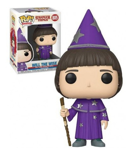 Funko Pop Stranger Things Will The Wise 805