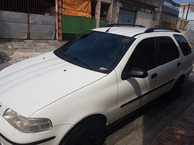 Fiat Palio Weekend 1.3 Motor Fire