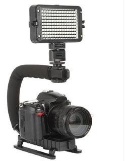 Estabilizador Camaras Videocamara Gopro Grip Rig Canon Nikon