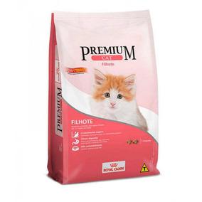 Ração Royal Canin Premium Cat Kitten Gatos Filhotes - 10 Kg.