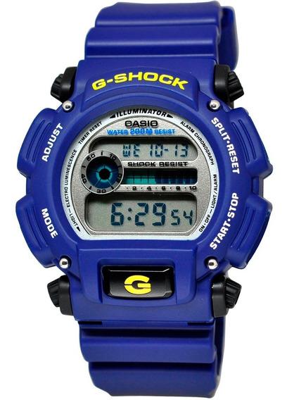 Relógio Masculino Casio G-shock Dw-9052-2vdr