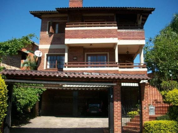 Casa Residencial À Venda, Aberta Dos Morros, Porto Alegre. - Ca0581
